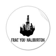 Fuck You Haliburton