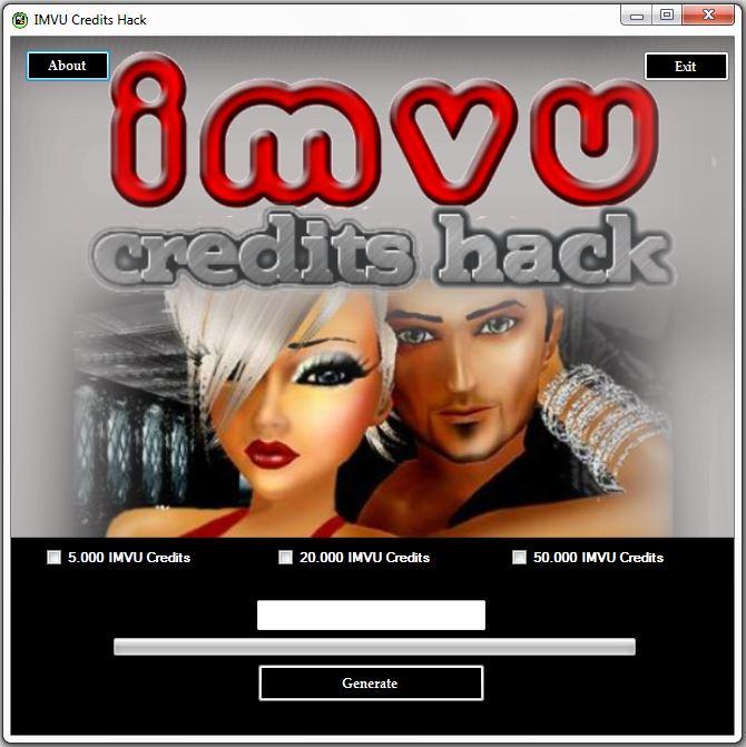 imvu credit hack 2016 no survey no download