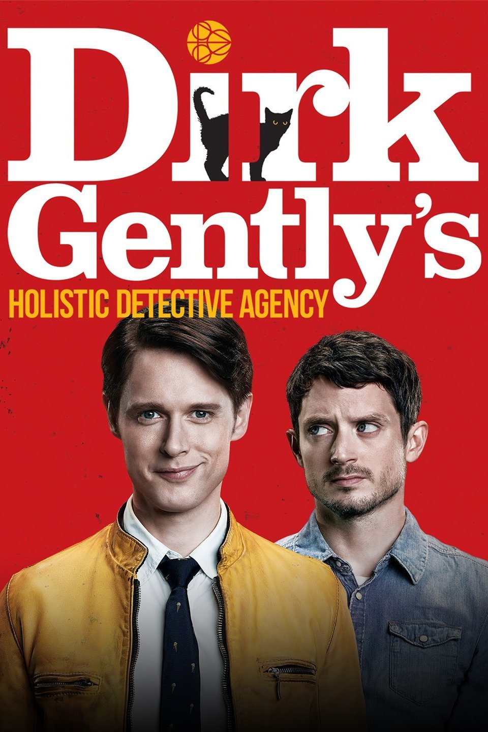 Dirk Gently's - Netflix