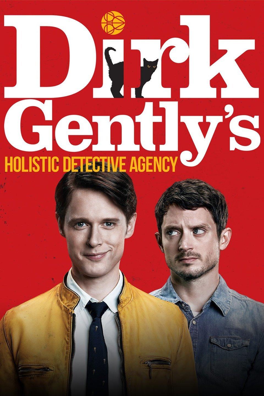 Dirk Gently's - Netflix