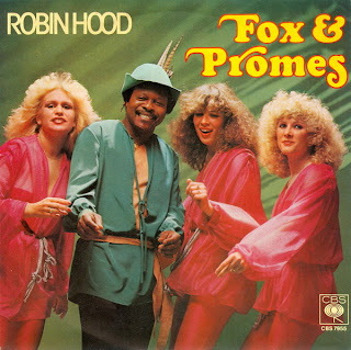 FOX & PROMES - Robin Hood ,Vinyl 7\