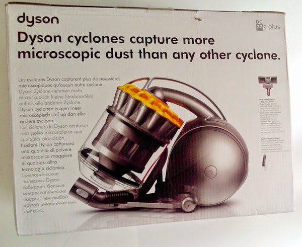 Dyson DC33c Staubsauger neustes Modell