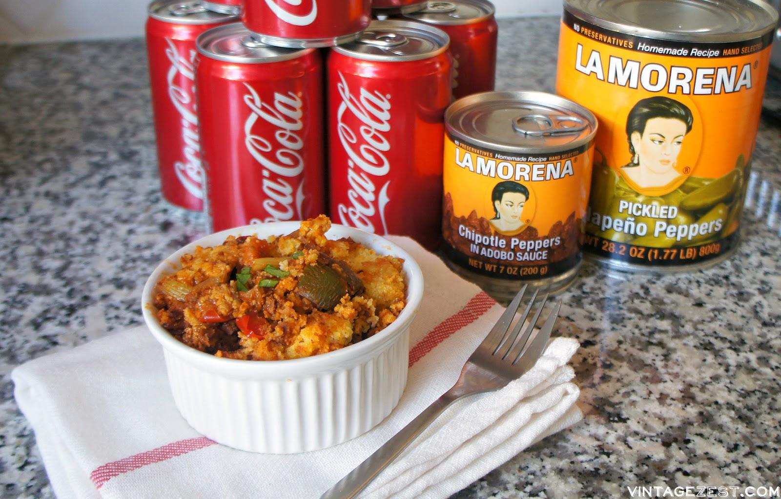 Spicy Chorizo Cornbread Stuffing recipe on Diane's Vintage Zest! #ad #MejoresRecetas