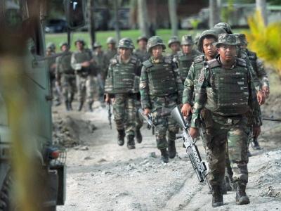 2 anggota keselamatan terkorban di serang hendap di Semporna