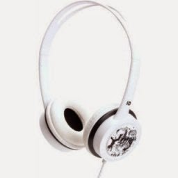 Snapdeal: Buy iDance FREE 60 Over Ear Headphone (White) at Rs.365