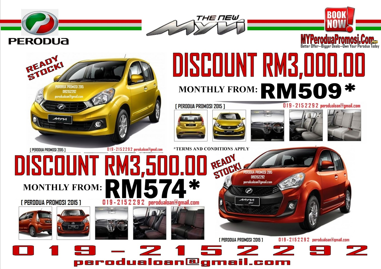 promotion mix of perodua