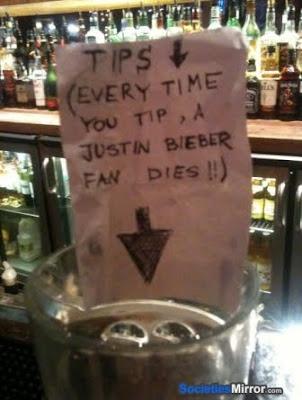 Funny Creative Tip Jars