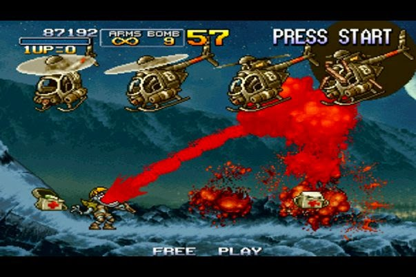 Metal slug 3 full version free download pc game