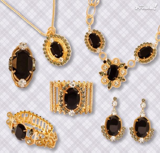 É tendência: bijuterias boho chic!