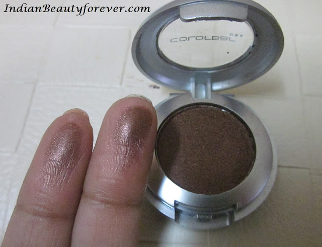 Colorbar Eye Shadow in Spicy Brown review