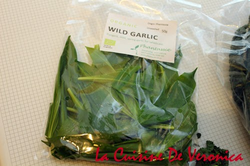 La Cuisine De Veronica,V女廚房,野蒜菜,Wild Garlic