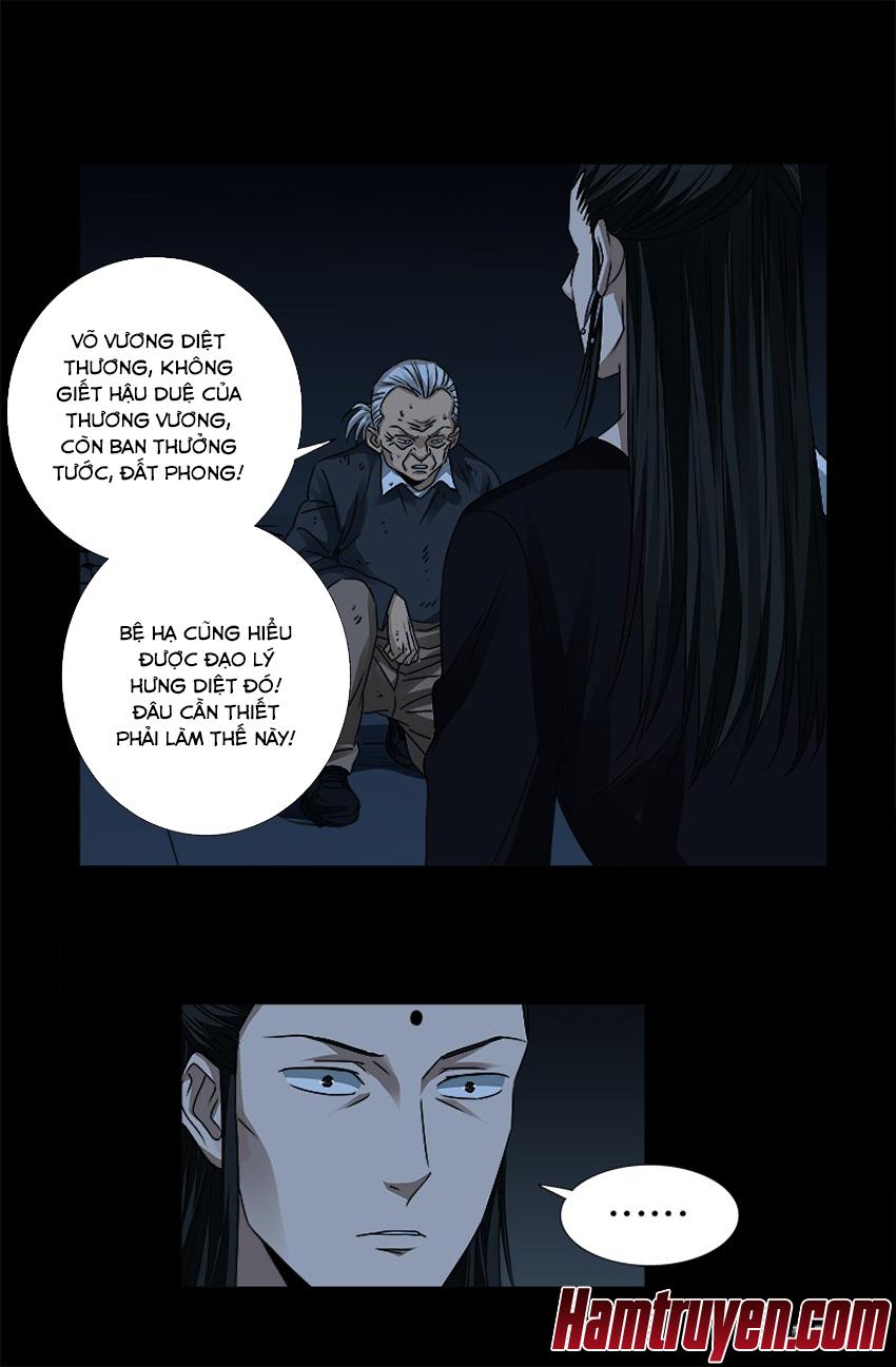 Huyết Ma Nhân Chap 300 - Trang 11