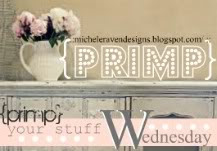 Primp Your Stuff Wednesdays