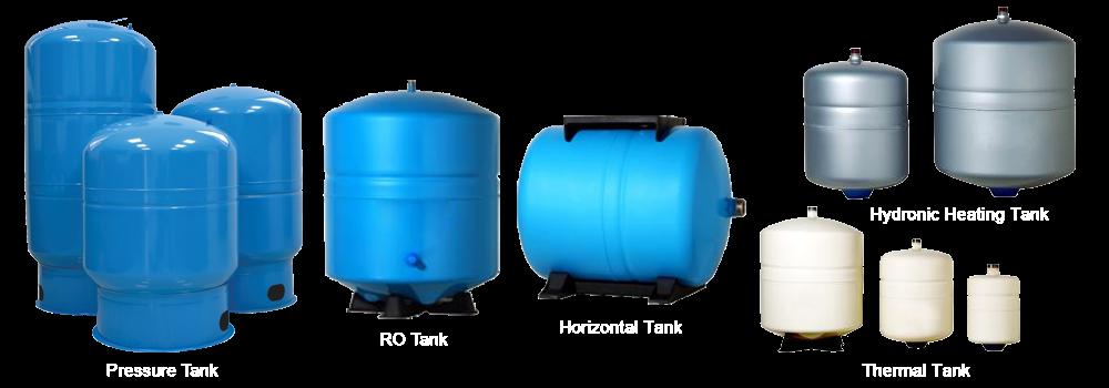 резервоари за торове и вода