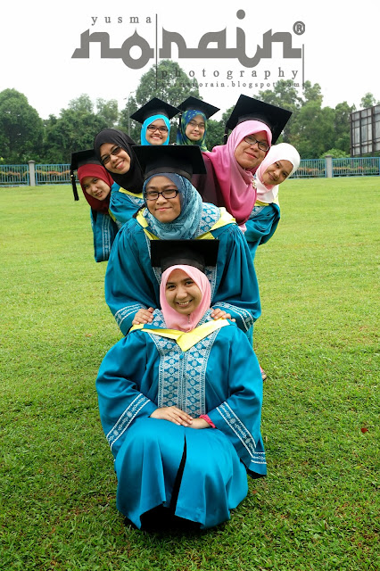 Outdoor Photoshoot: Pre-Shoot 29th IIUM Convocation