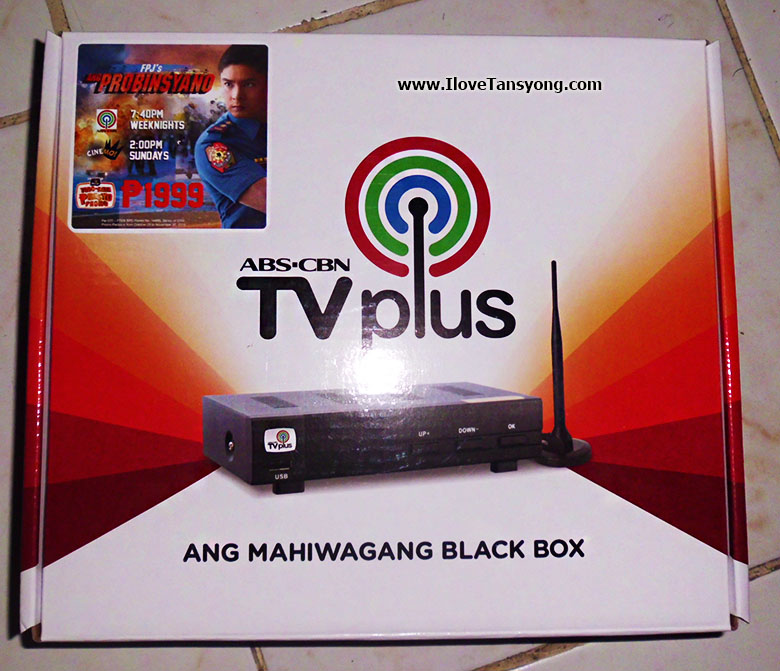 Review Abs Cbn Tv Plus Ang Mahiwagang Black Box I Tansyong