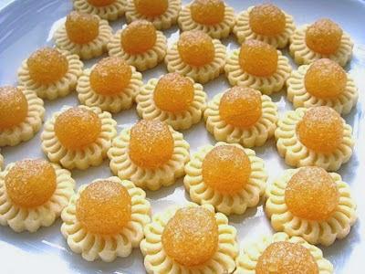 Pineapple Tarts (Bánh Dứa)2