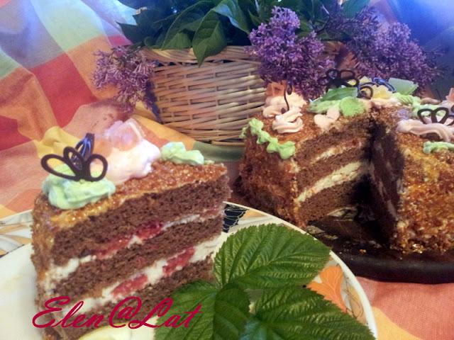 Обалденный торт фото 6