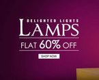 Flat 60% Off on Night Lamps for Rs. 699 at Fashionanyou
