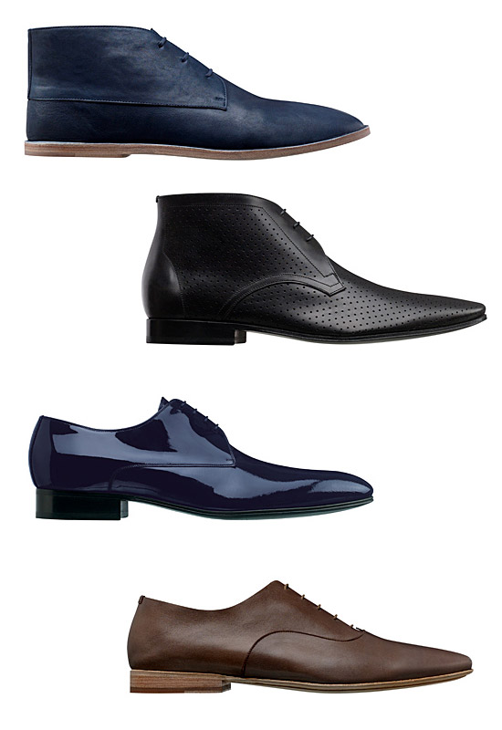Dior Homme Shoes Men. Dior Homme Spring/Summer 2011