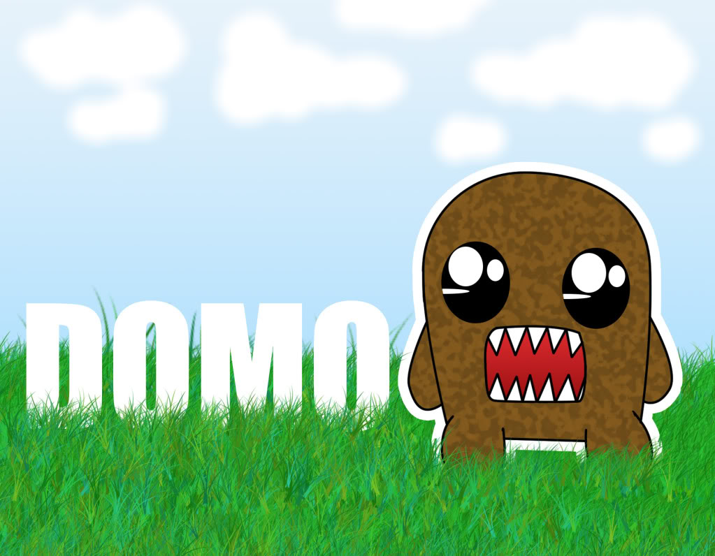 domo HD Wallpaper wallpapers