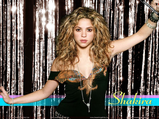 Beautiful Shakira HD Wallpaper-1280x960