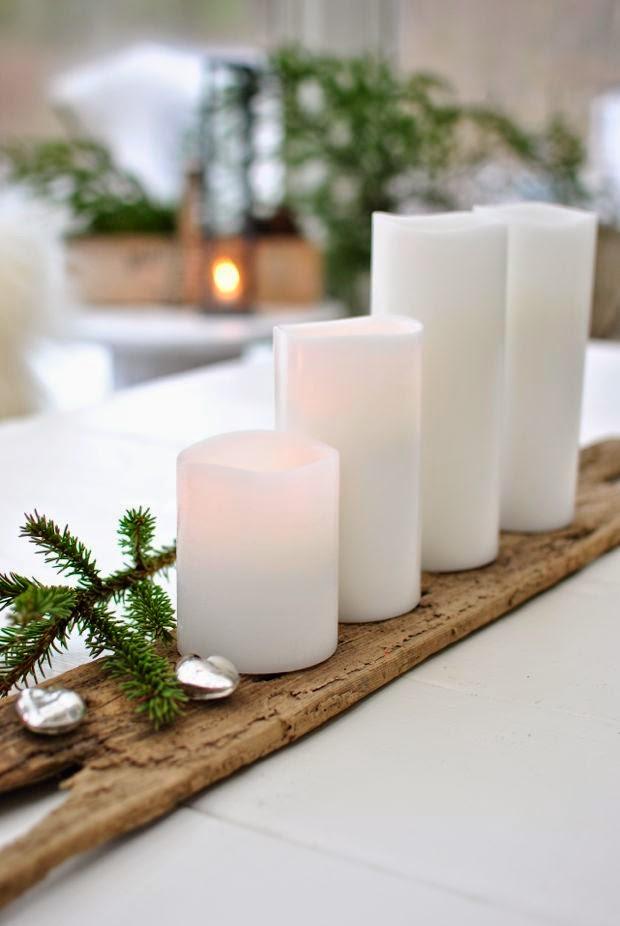 adventsljusstake enjoy candles
