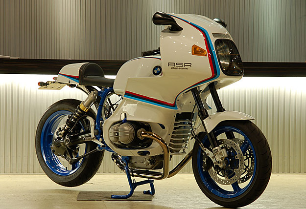 words fail BMW R100RS   Nelsons BMW airhead motorcycles