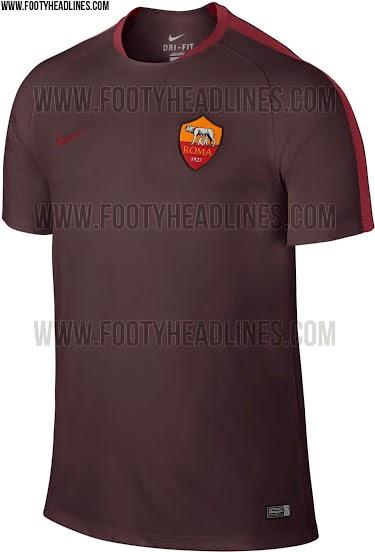 jual online jersey training as roma warna gelap kualitas grade ori amde in thailadn harga murah kualitas oke