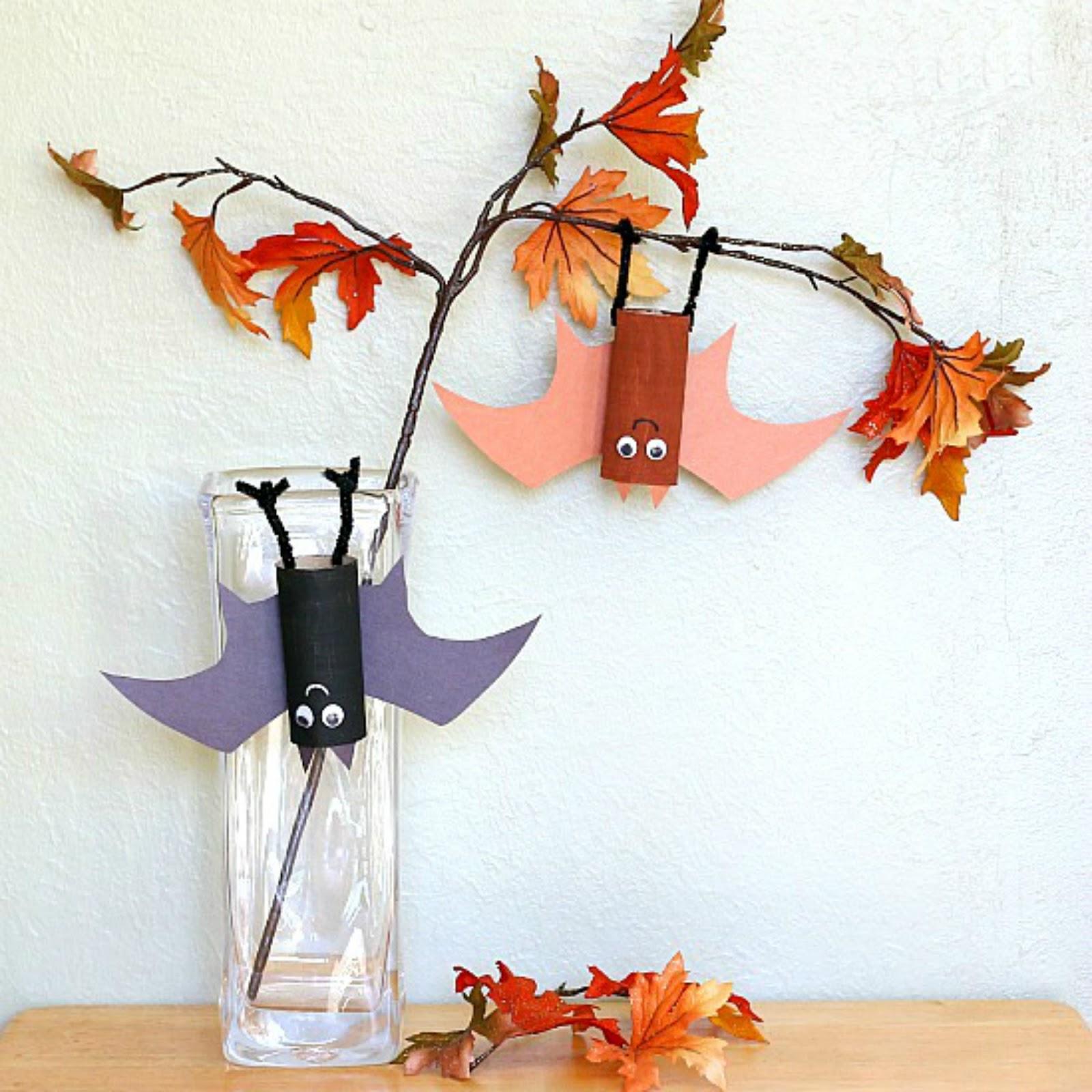 Decoracin Fcil 9 Divertidos Halloween diy para nios