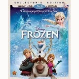 Frozen DVD Deal