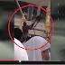 Lelaki Separuh Bogel Mengamuk Depan Kaabah