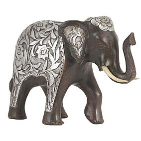Un toque budista en el sal n for Muebles elefante