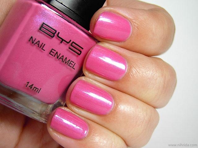 BYS Nail Polish in Lilac Lolita