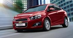 Chevrolet Aveo 4 porte