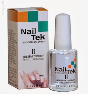 Nail Tek intensive therapy II лак