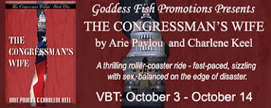 The Congressman's Wife by Arie Paylou and Charlene Keel