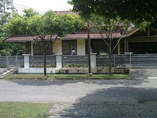 Tampak Rumah Eksisting 1