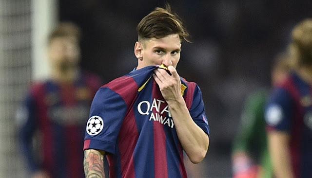 Disgusting! Argentine fans spit at national captain Lionel Messi 