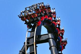 Amusement park @ Himeji Central Park