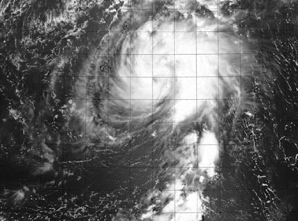 TROPICAL STORM TAPAH THREATENS SAIPAN AND TINIAN