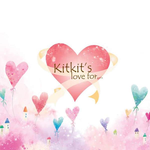 [Album] Kitkit Lu – Kitkit's Love for… (2015.12.24/MP3/RAR)