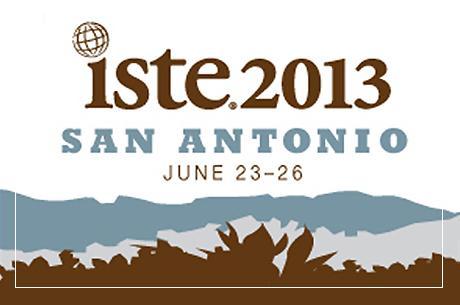 ISTE 2013 Presenter