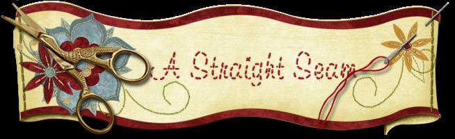 A Straight Seam