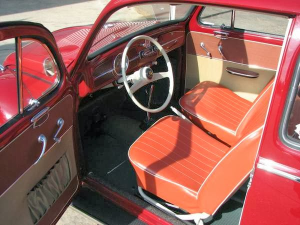 1959 VW Ragtop Bug for Sale - Buy Classic Volks