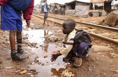 La crisis el agua