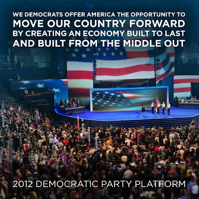 Stay@Home Dad: 2012 Democratic Party Platform