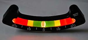 Hi-Visibility BACKLIT Clinometer