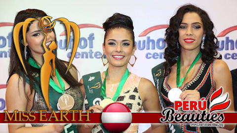 Miss Earth 2015 1st Batch Cocktail Wear Competition at Auhof Cent