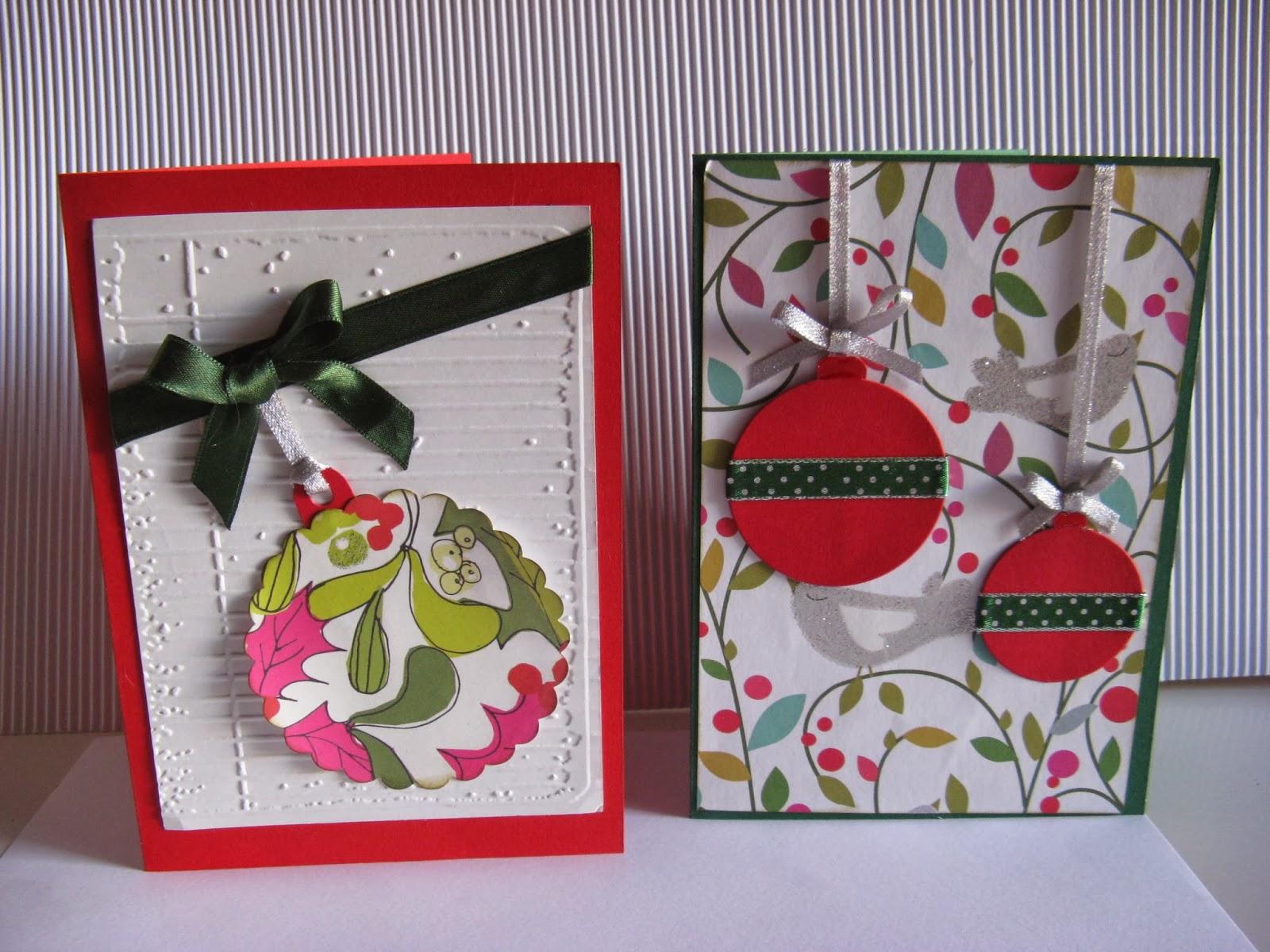 Retall a retall paper a paper felicitacions nadalenques - Como hacer tarjetas de navidad faciles ...